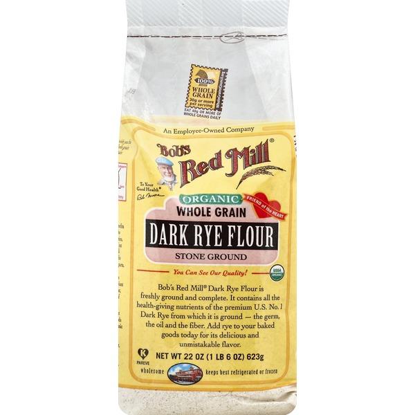 Bob's Red Mill Dark Rye Flour