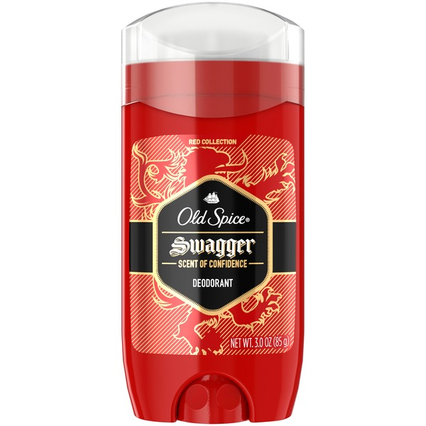 Old Spice Red Collection Deodorant for Men, Swagger from