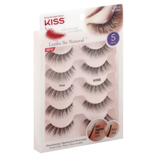 69a469139a8 Kiss Eyelashes (5 each) from Fry's - Instacart