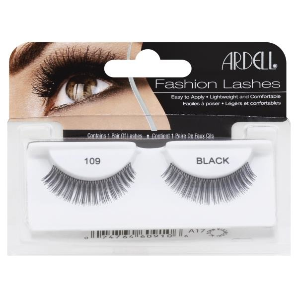 725b2f6ea51 Ardell Fashion Lashes - Natural Lashes 109 (1 ct) from CVS Pharmacy® -  Instacart