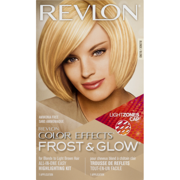 Revlon Frost Glow Blonde Highlights For Blonde To Light Brown