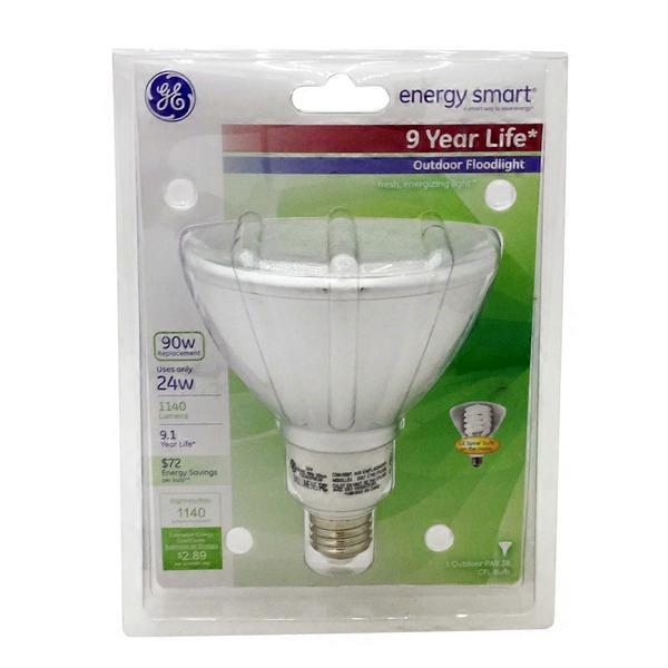 Ge 23 watt cfl outdoor flood light 1 ct from smart final instacart ge 23 watt cfl outdoor flood light aloadofball
