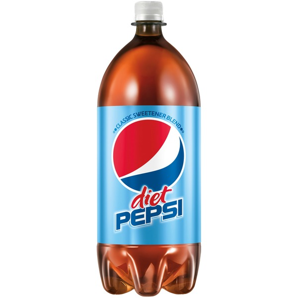 Diet Pepsi Classic Sweetener Blend
