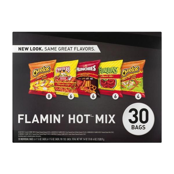 Tar Frito Lay Fiesta Favorites Mix — BCMA