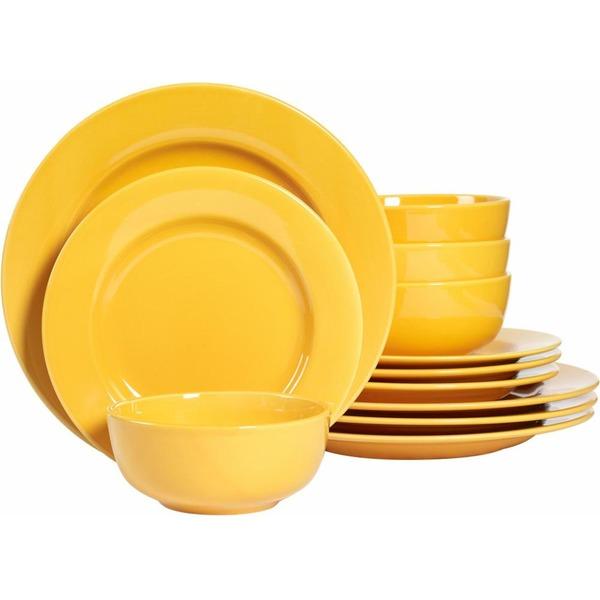 Fred Meyer. Dash of That Amalfi Gold 12-Piece Dinnerware Set  sc 1 st  Instacart & Dash of That Amalfi Gold 12-Piece Dinnerware Set from Fred Meyer ...