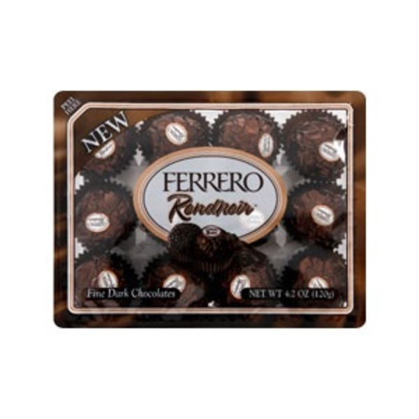 Ferrero Rondnoir Fine Dark Chocolates 42 Oz From Cvs Pharmacy