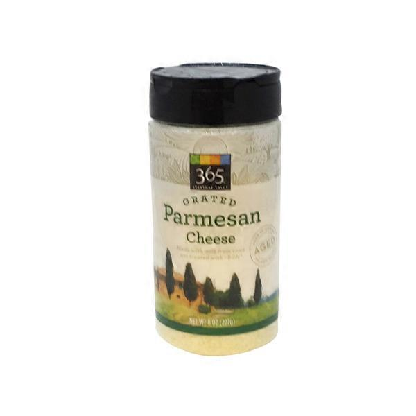 Whole Foods Parmesan Cheese