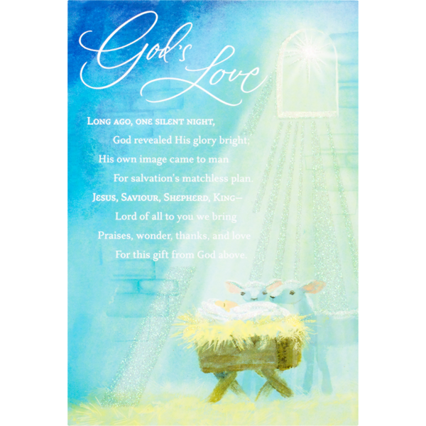 Religious Christmas Images.Hallmark Dayspring Religious Christmas Boxed Cards God S