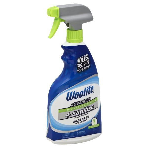 Woolite Advanced Pet Stain Odor Remover Sanitize For Carpet Upholstery From Jewel Osco Instacart
