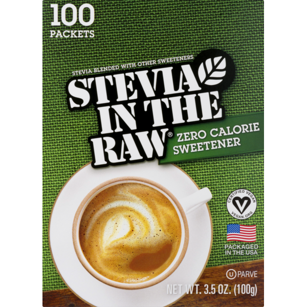 Stevia in the Raw Zero Calorie Sweetener (100 ct) from Sprouts