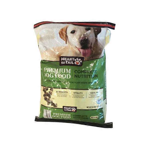 Heart To Tail Dog Food Aldi