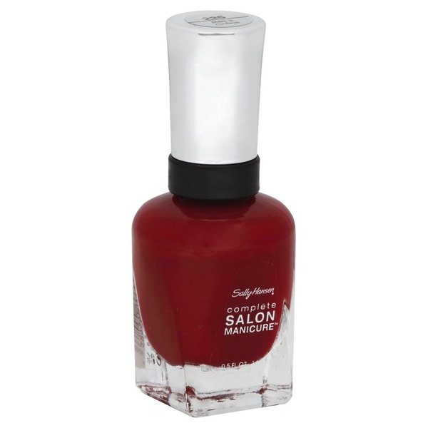 Sally Hansen Nails Polish, Red It Online 226 (1 oz) from Jewel
