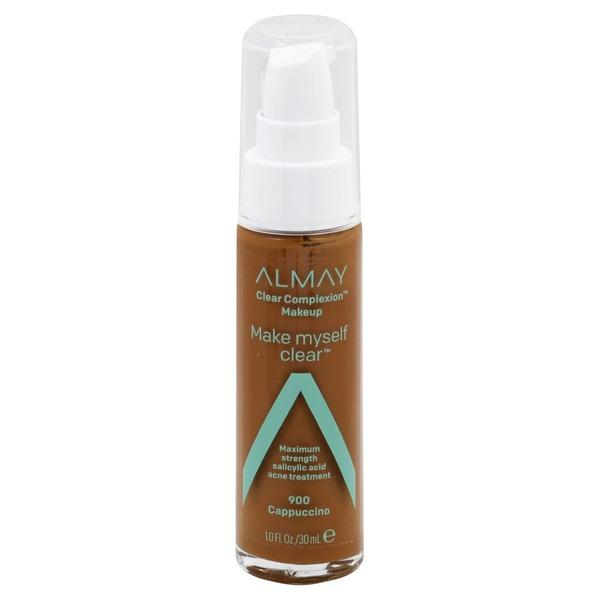 d784ef33a Almay Clear Complexion Makeup, Cappuccino 900 (1 oz) from Wegmans ...