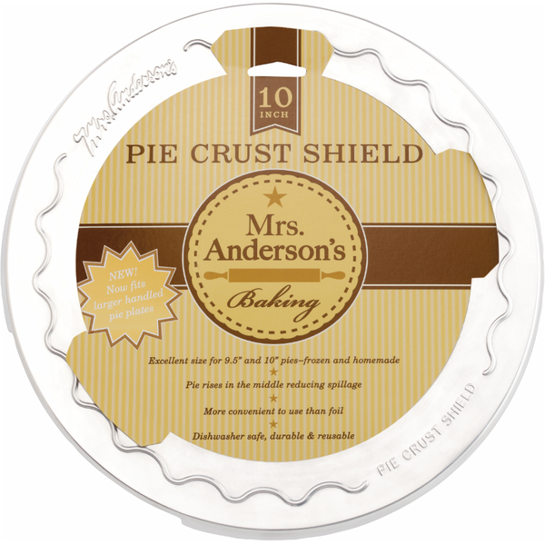Harold\'s Kitchen Mrs. Anderson Pie Crust Shield from King Soopers ...