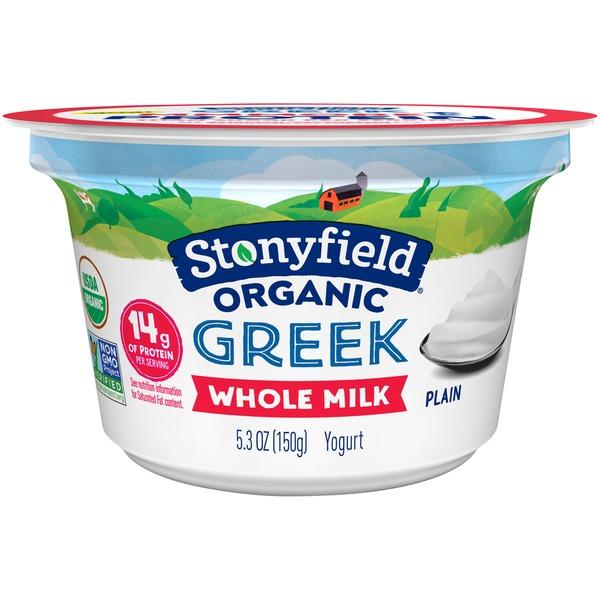 A Yogurt Whole Foods