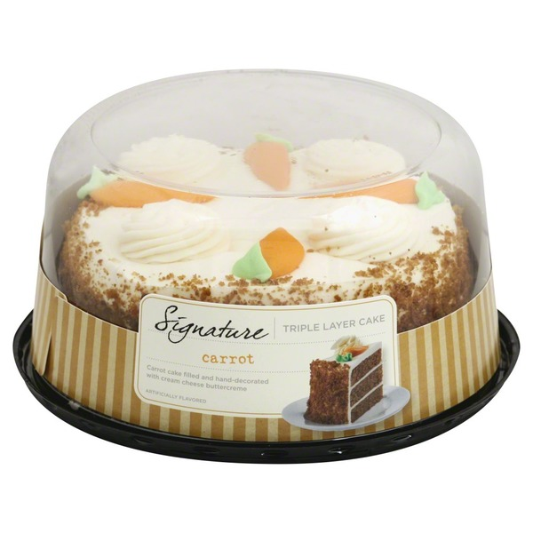 Dawn Food Products Cake Carrot Triple Layer Home Price Chopper