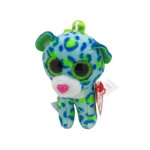 51fbbd850aa Ty Leona Leopard Beanie Boo Clip (each) from Vons - Instacart