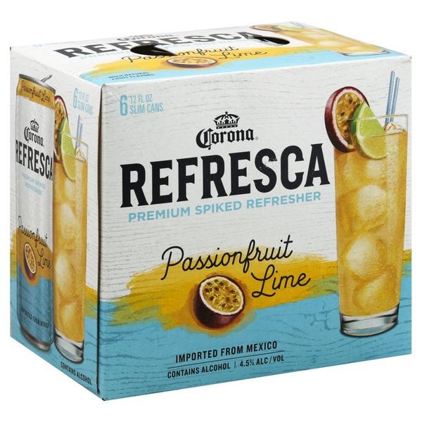 corona refresca nutrition facts