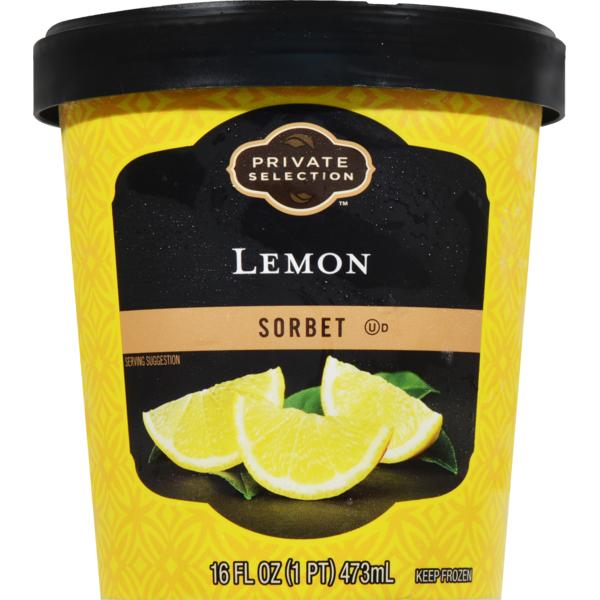 Private Selection Lemon Sorbet에 대한 이미지 검색결과