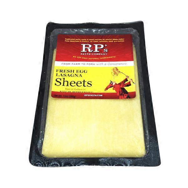 Pasta Sheets Whole Foods