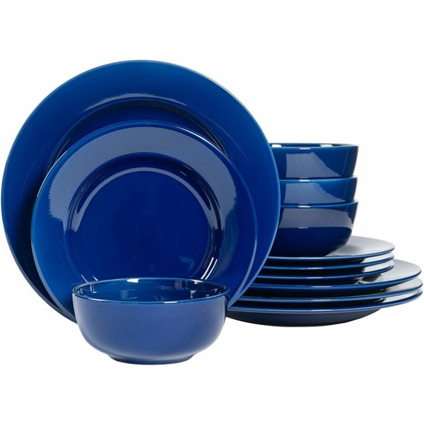 Navy Dash Of That Amalfi Dinnerware Set  sc 1 st  Instacart & Navy Dash Of That Amalfi Dinnerware Set (12 ct) from Kroger - Instacart