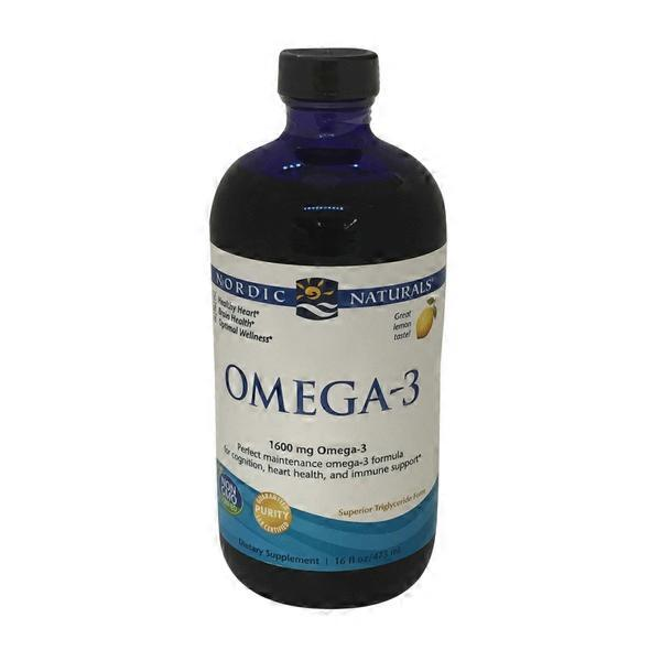 Nordic naturals omega 3 purified fish oil dietary for Whole foods fish oil