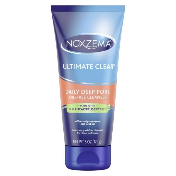 How To Use Noxzema >> Noxzema Cleanser Daily Deep Pore 6 Oz From Kroger Instacart