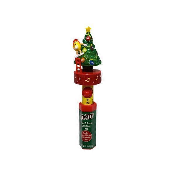 Cvs Christmas Lights.Candyrific Holiday M M Light Sound Christmas Tree 46 Oz