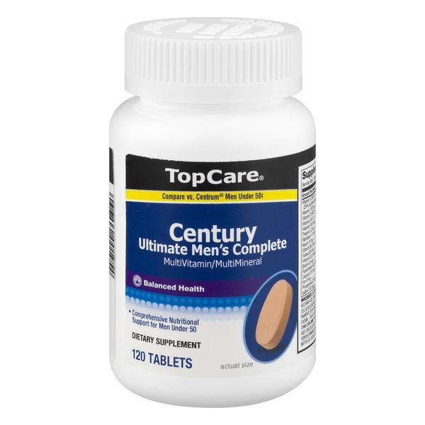 TopCare Balanced Health, Century Men's Complete Multivitamin