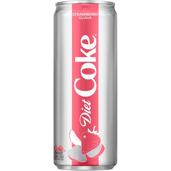 Image result for strawberry guava diet coke