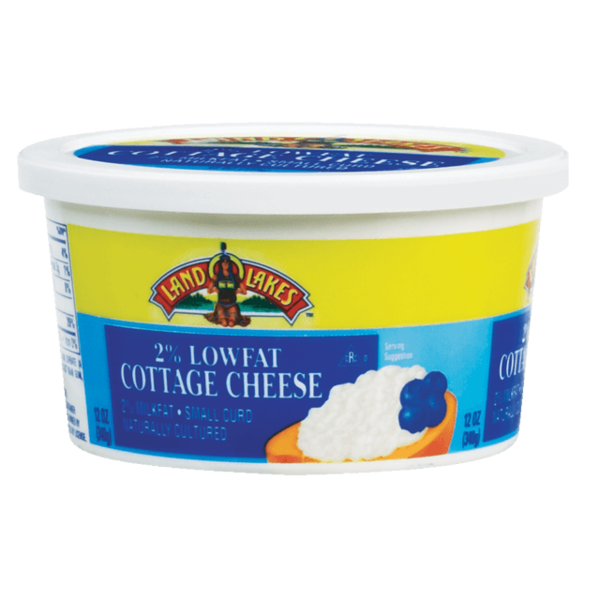 Land O' Lakes Cottage Cheese, Lowfat 2%, Cup (16 oz) from CVS