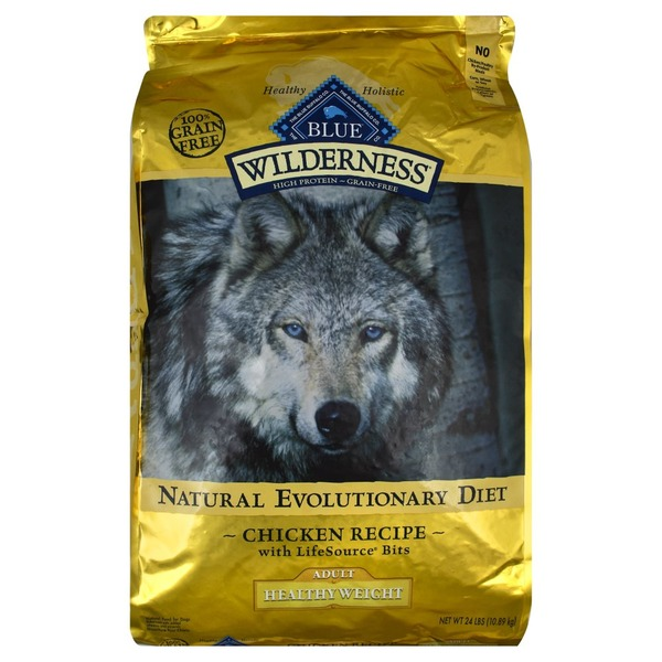 The Blue Buffalo Co Wilderness High Protein Grain Free Natural