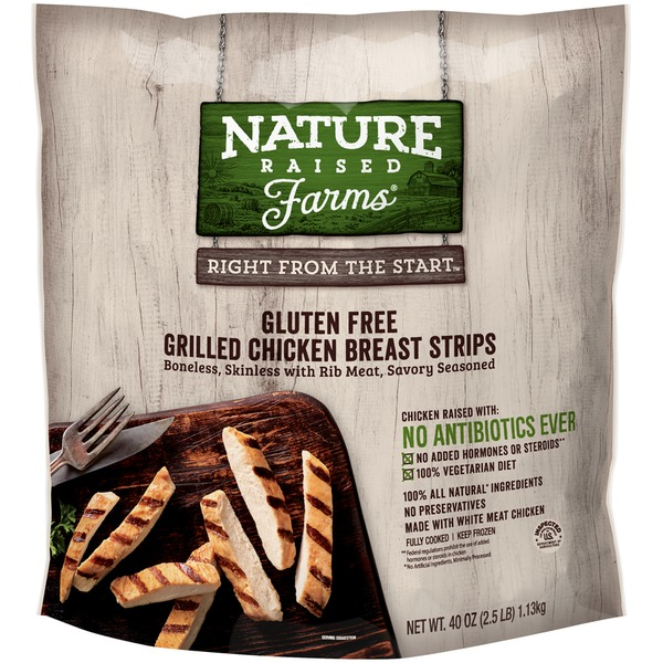 Nature Raised Farms Natureraised Farms Gluten Free Grilled Chicken