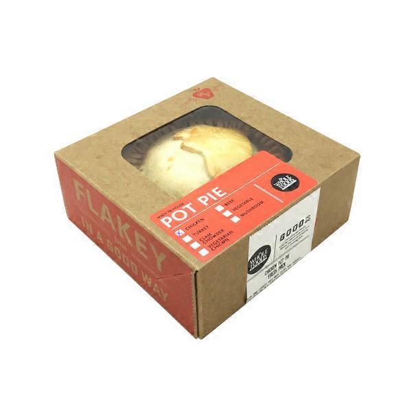 Whole Foods Market Chicken Pot Pie Freshly Prepared 10 Oz From