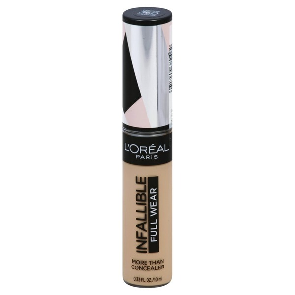 365c5208e2c L'Oreal Paris Infallible Full Wear Concealer, 360 Cashmere (0.33 oz ...