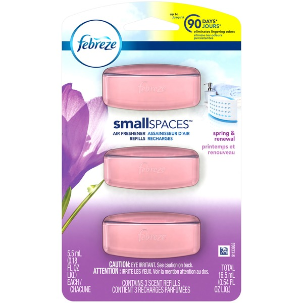 Febreze Small Spaces Spring & Renewal Air Freshener from Price ...