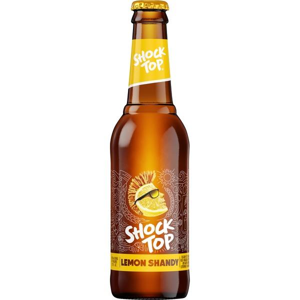 "NEW Shock Top Lemon Shandy 12/"" Tap Handle Beer Bar Pub Keg #9"