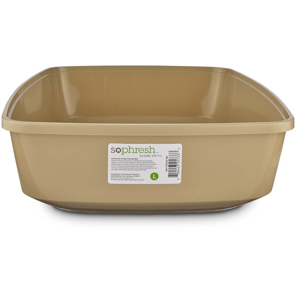 Soph Large Tan Open Box (0 6 lb) from PetcoNow - Instacart