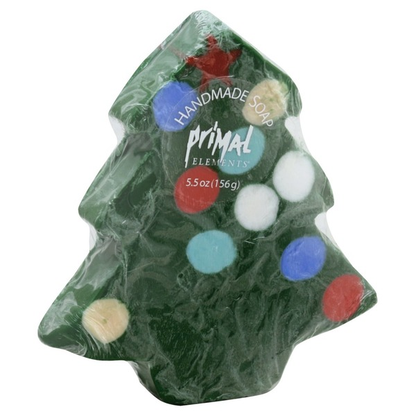 Albertsons Christmas Hours.Primal Elements Soap Christmas Tree 5 8 Oz From