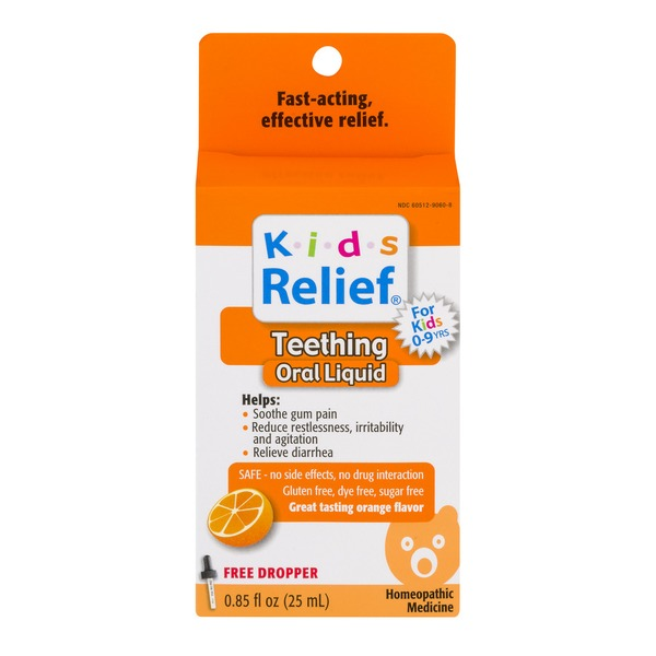 Homeolab Kids Relief Teething Relief Homeopathic Medicine