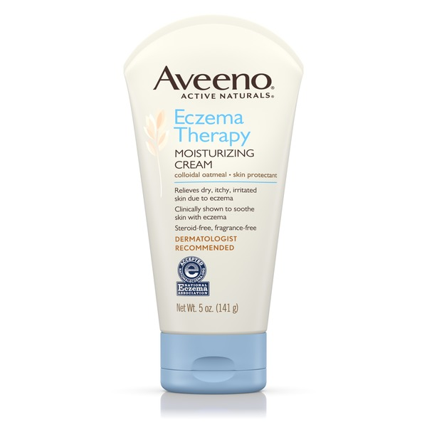 Aveeno® Eczema Therapy Moisturizing Cream (5 oz) from CVS