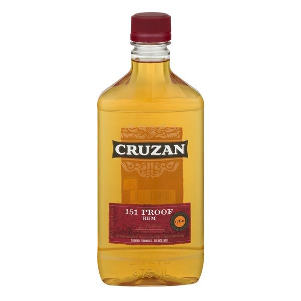 Cruzan 151 Rum From Total Wine More Instacart