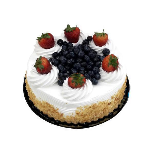 Two Layer Decorated Tres Leches Cake Each From Albertsons