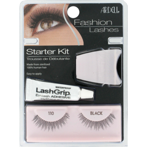 c8613c7d3f9 Ardell Fashion Lashes Starter Kit - Natural Lashes 110 (each) from Fry's -  Instacart