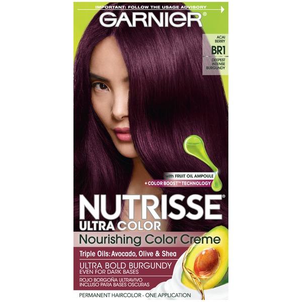 Nutrisse Ultra Color Nourishing Color Creme Br1 Deepest Intense