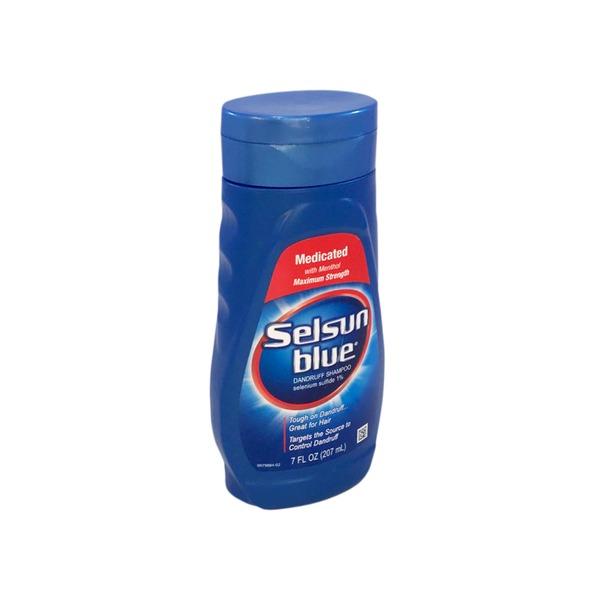 selsun blue dandruff shampoo from sunset foods instacart