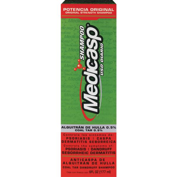 Medicasp Shampoo, Original Strength (14 oz) from Publix - Instacart