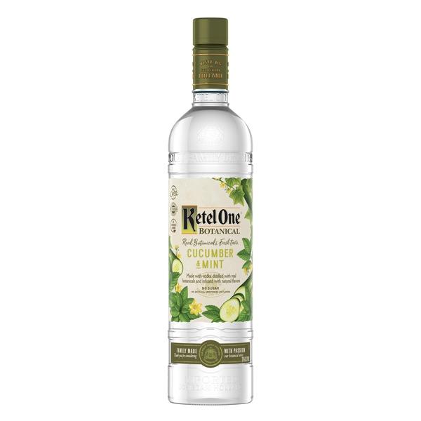Ketel One Botanical Cucumber & Mint, (60 Proof)