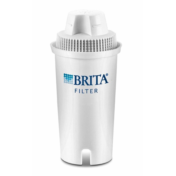 Brita Water Filtration Pitcher Advanced Replacement Filter From