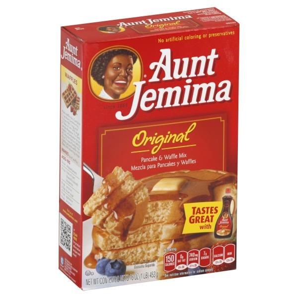 Aunt jemima original pancake waffle mix 1 lb from publix instacart ccuart Choice Image